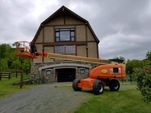 BOOM LIFTS - Equipment Rental