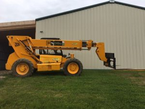 JCB Lull - Rent Equipment NH